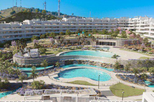 Resort Apartments Malaga 18