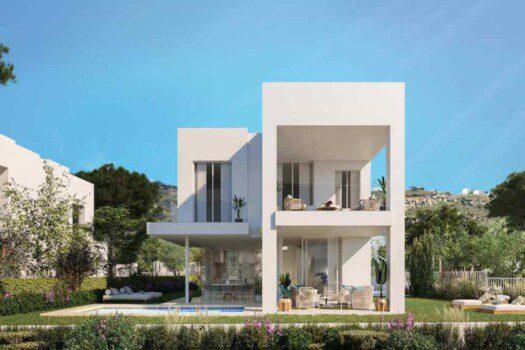 Sea View Villas Manilva 5